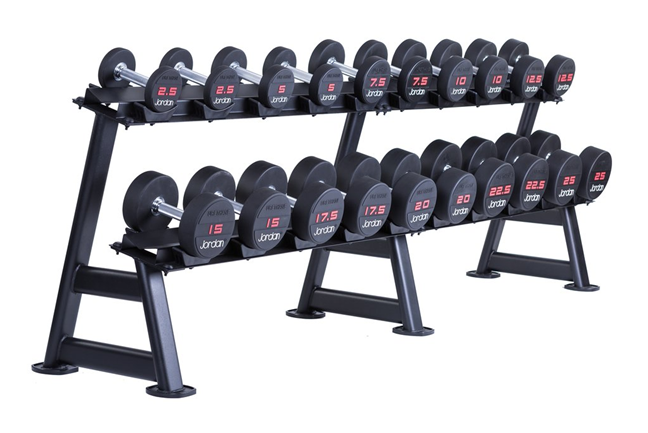 Optimize The Storage Space Buying The Dumbbell Racks