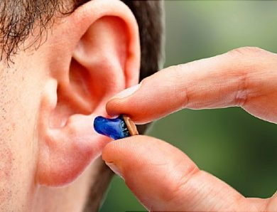 Different types of hearing loss